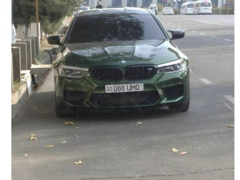 "ЙҲХББ ""сирли BMW"" ҳақида расмий изоҳ берди"