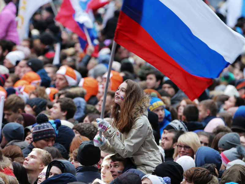 2020 yilda Rossiya aholisi soni rekord darajada kamaydi