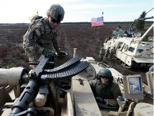 """НАТО Россиянинг """"бурни остида"""" йирик ҳарбий машғулотларни бошлаб юборди"""