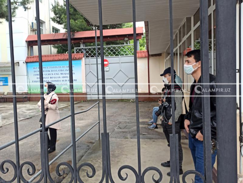 Тезкор: Юлдуз Усмонова устидан суд бошланиш арафасида
