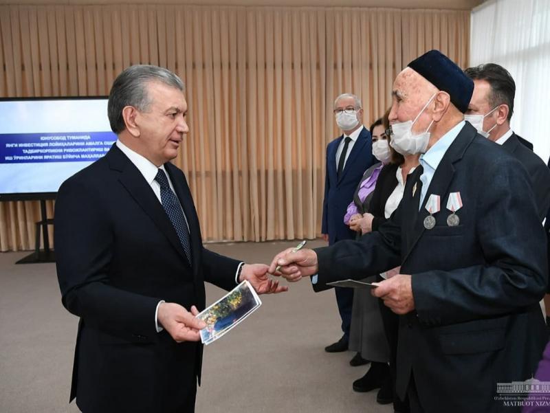 Mahalla raisi – Prezidentning quyi bo'g'indagi ustuni – Mirziyoyev