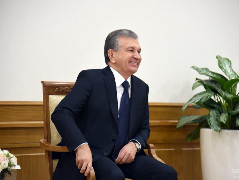 Шавкат Мирзиёев халқаро мукофотга сазовор бўлди