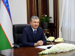 Шавкат Мирзиёев Муроджон Аҳмадалиевга табрик мактубини йўллади