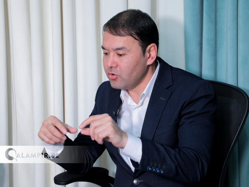 Rasul Kusherboyev parlament va Hukumatning siyosiy qo'g'irchog'imi? Eksklyuziv intervyu