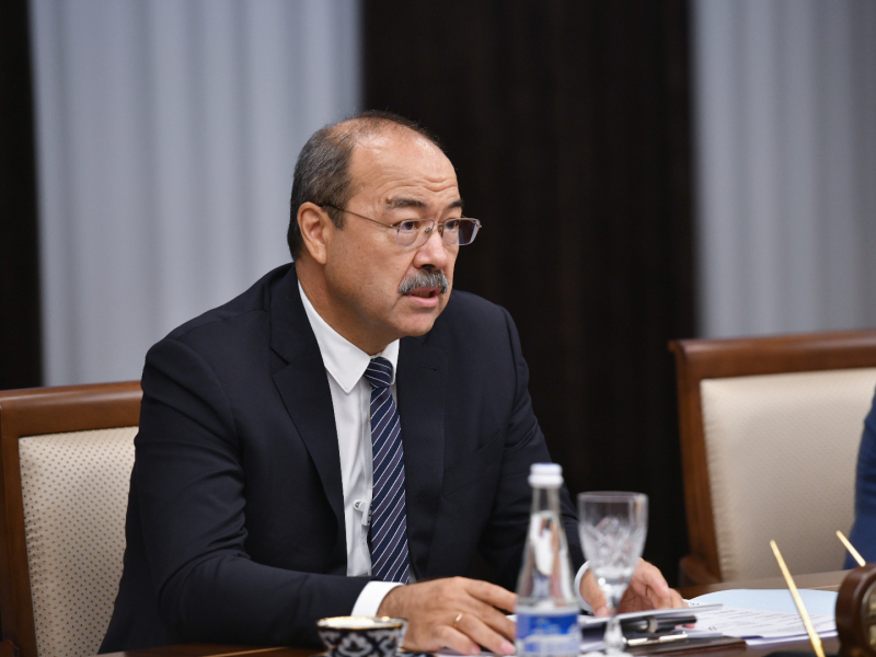 Abdulla Aripov Minskda MDH hukumat rahbarlari kengashi yig'ilishida qatnashdi