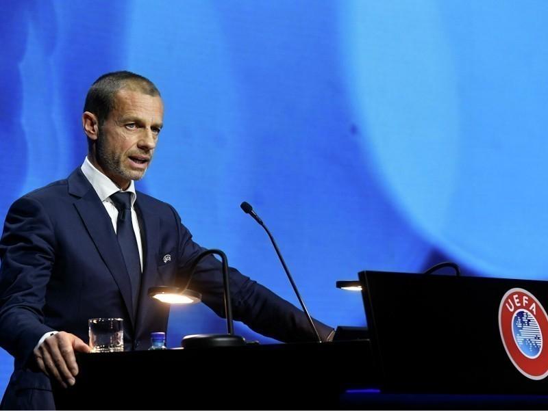 UEFA prezidenti yangi mavsum va Superliga haqida gapirdi