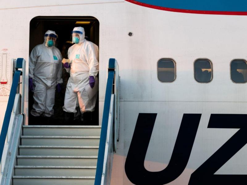 Расман: Энди Ўзбекистонга кириб келаётганлардан антиген тестлари олинади