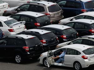 Кореяда япон автомобиллари савдоси тушиб кетди
