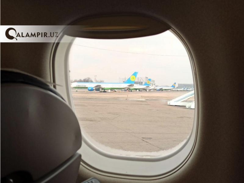 """""""Uzbekistan Airways"""" Istanbulga parvozlarni bekor qildi"""