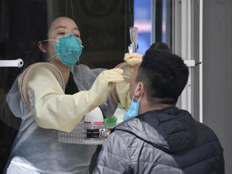Кореяда коронавирус ва гриппни аниқлайдиган ягона тест ихтиро қилинди