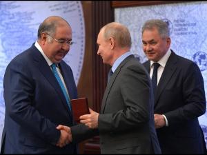 Усмонов Путиннинг махсус топшириқларини бажарганми?
