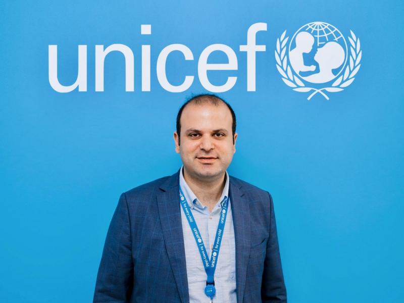 UNICEF'нинг Ўзбекистондаги ваколатхонасига янги раҳбар тайинланди