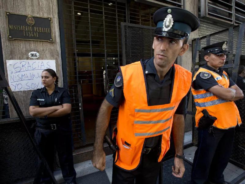 Хитой Аргентинани терактга йўл қўйишда айбламоқда