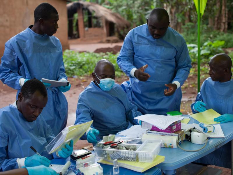 Nigeriyada bir emas ikkita mahalliy vaksina ishlab chiqildi