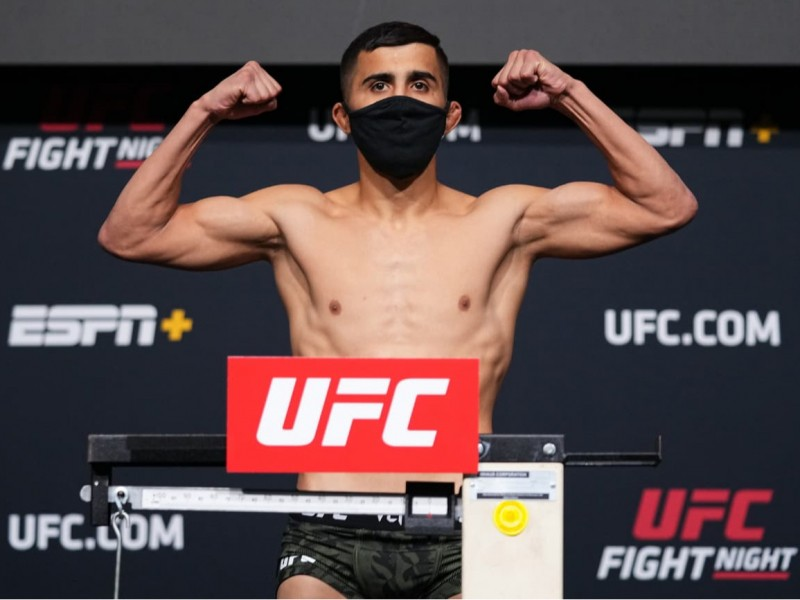 UFC: Қаҳрамоновнинг навбатдаги рақиби аниқ бўлди