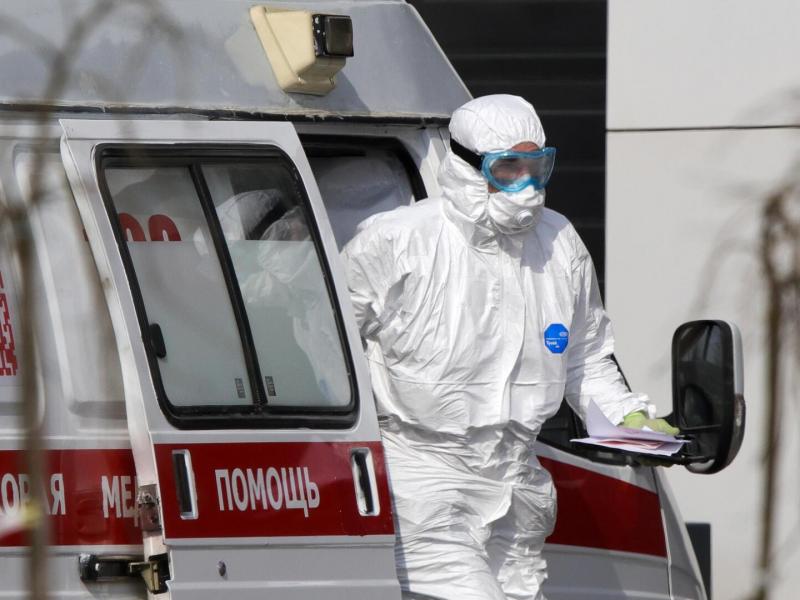 Rossiya koronavirus holatlari bo'yicha dunyoda to'rtinchi o'ringa ko'tarildi