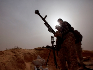 Ливия ҳукумат кучлари маршал Ҳафтар армиясига ҳужум қилди