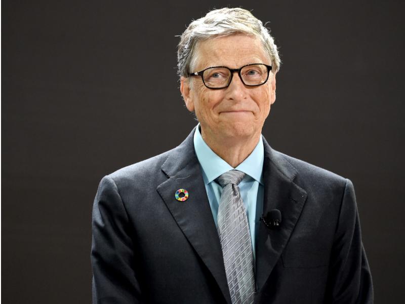 Билл Гейтс Microsoft'дан кетди