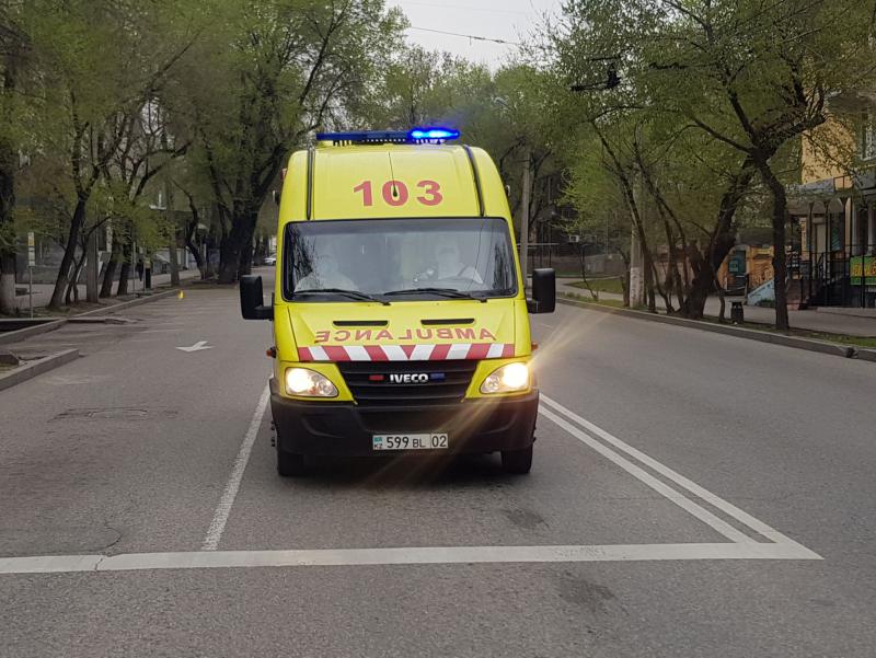 Марказий Осиёда рекорд: Қозоғистонда касалланганлар 51 мингдан ошиб кетди