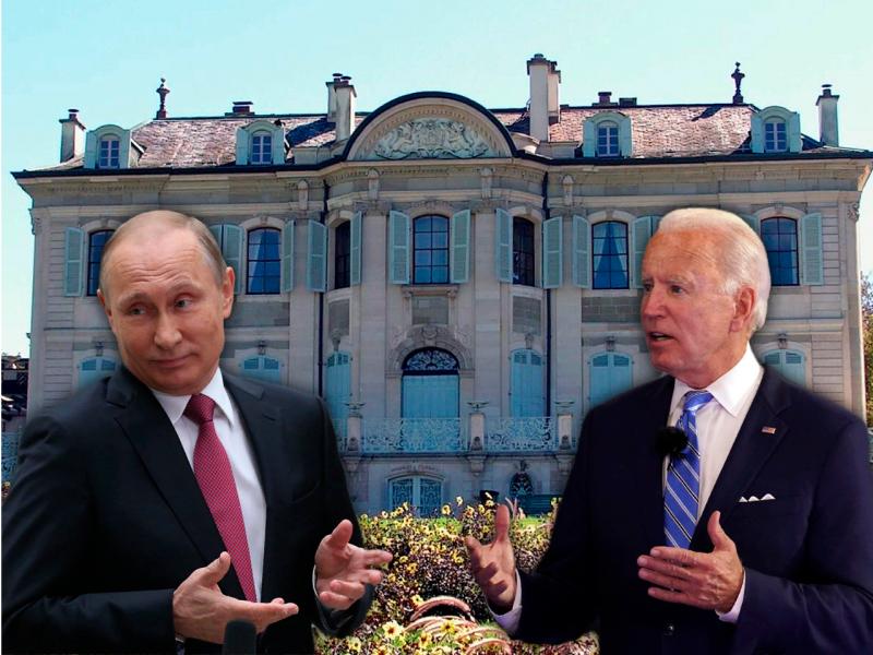 Jeneva Putin va Baydenni intizorlik bilan kutmoqda — Shveysariya Prezidenti