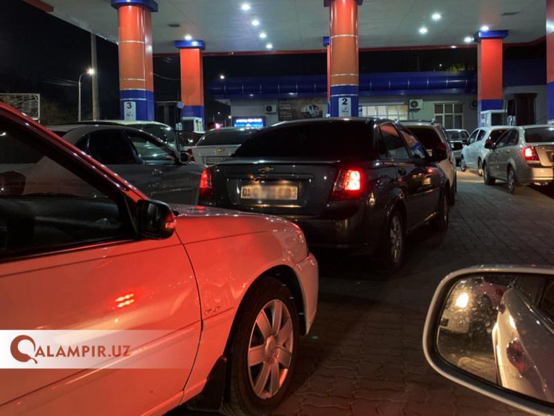 Тошкентликларга етадиган 3 ойлик захира мавжуд, бензин нархи ошмайди – пойтахт ҳокимлиги