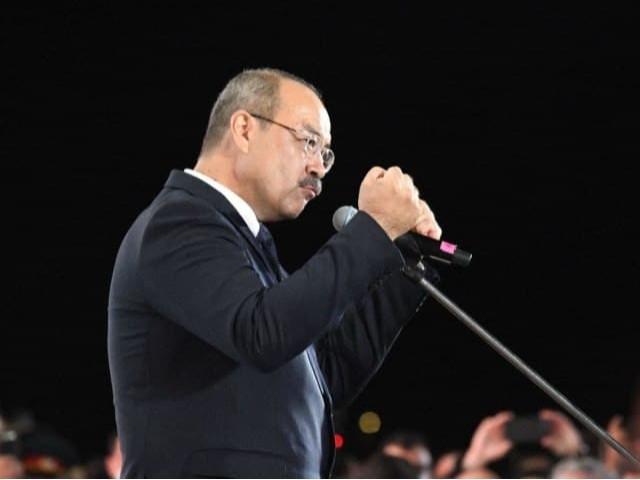 Арипов Президент номидан Паралимпиячиларга раҳмат айтди