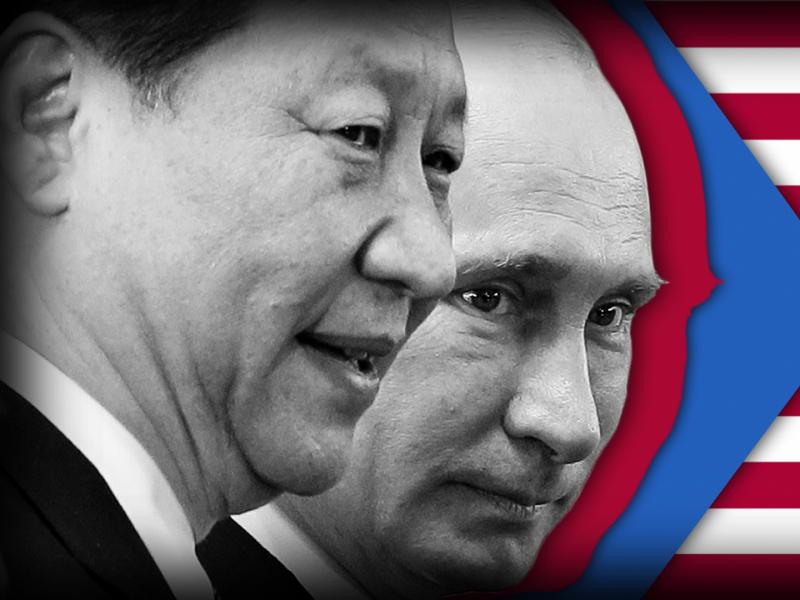 Россия ва Хитой АҚШга ҳасад кўзи билан қарайди – Трамп