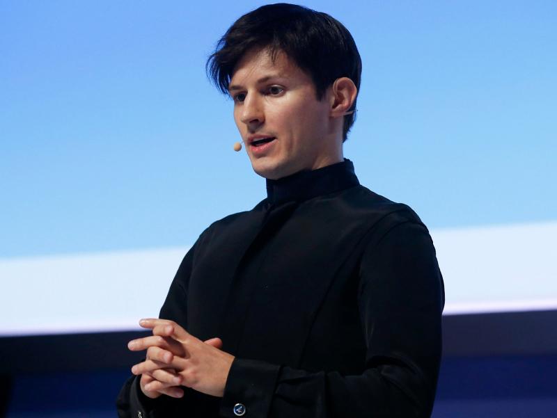 Durov Telegram'ning muvaffaqiyati sirini ma'lum qildi