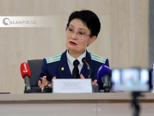 Светлана Ортиқова журналист ва блогерларга мурожаат йўллади