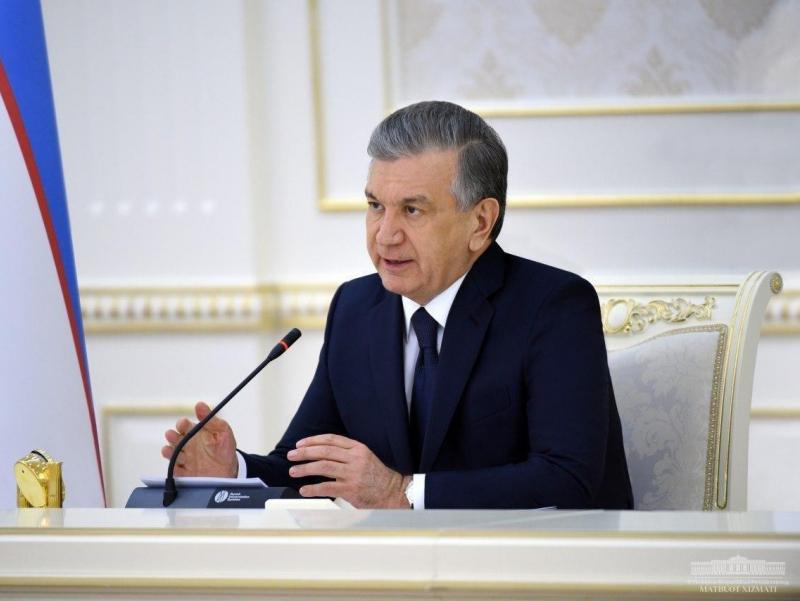 Шавкат Мирзиёев Покистон Президентига ҳамдардлик билдирди