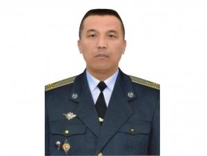 Тошкент ҳарбий округи қўшинларига қўмондон тайинланди