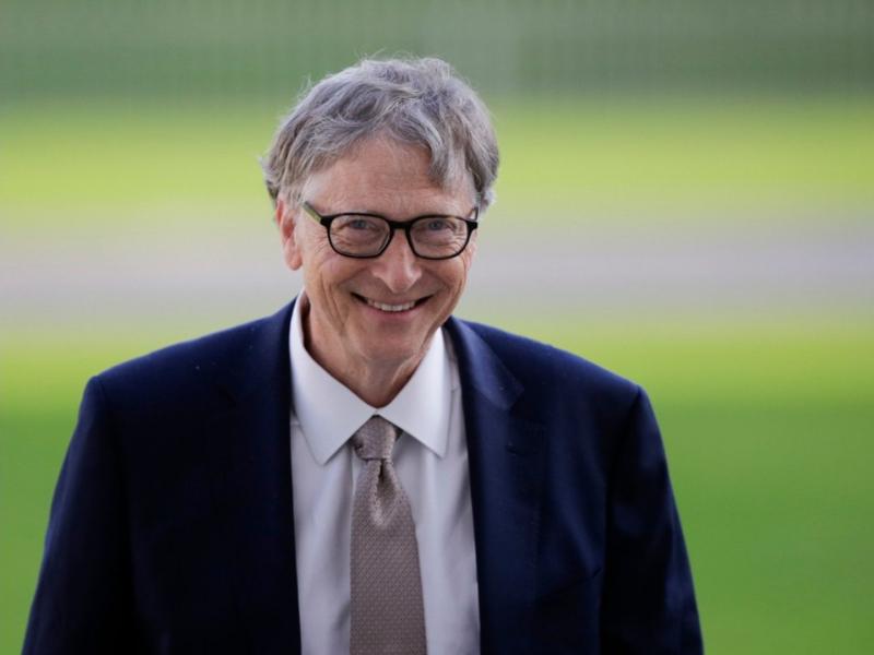 Билл Гейтс дунё бойлари рейтингида етакчига айланди