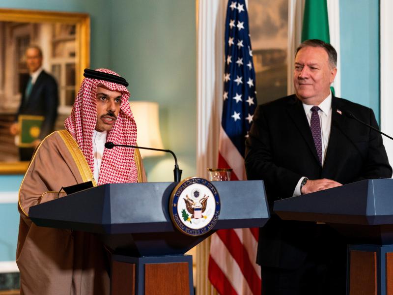 АҚШ Саудия Арабистонини ҳам Исроилни тан олишга чақиряпти