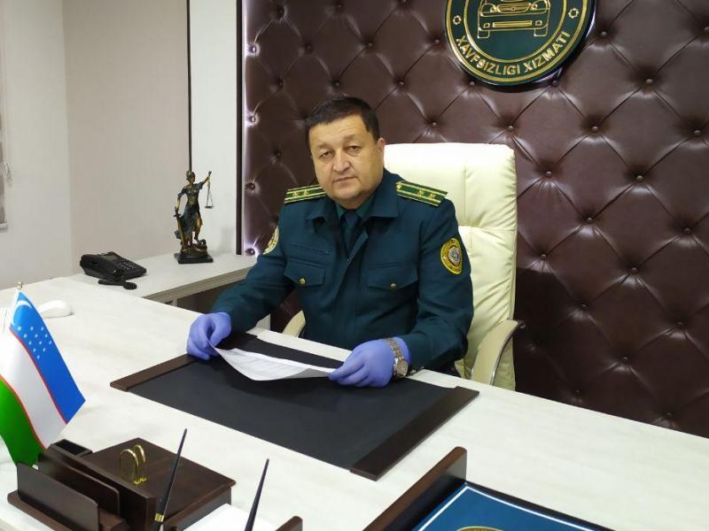 Подполковник Зойир Сайдалиев коронавирусдан вафот этди (видео)