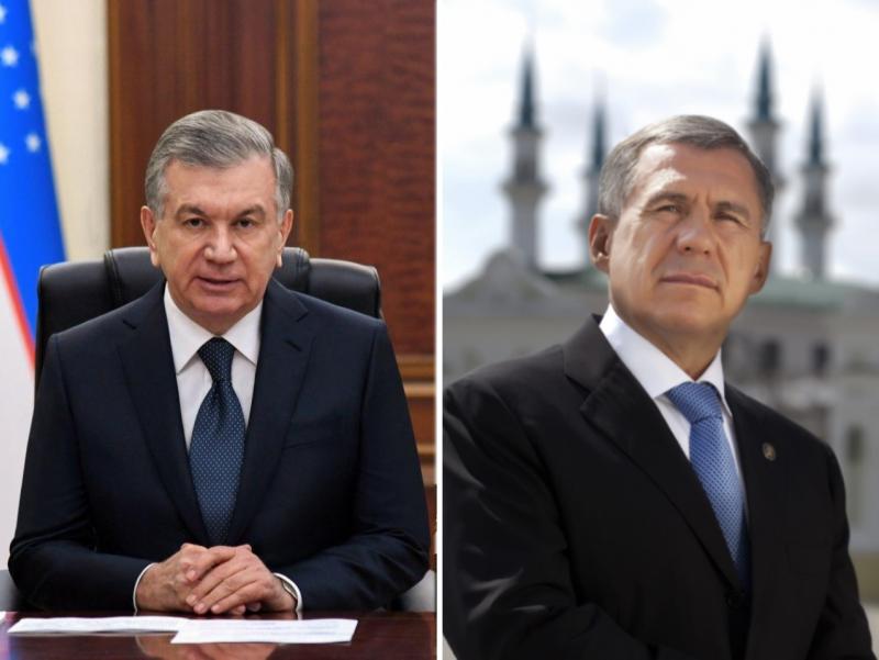 Шавкат Мирзиёев Татаристон Президентига ҳамдардлик билдирди