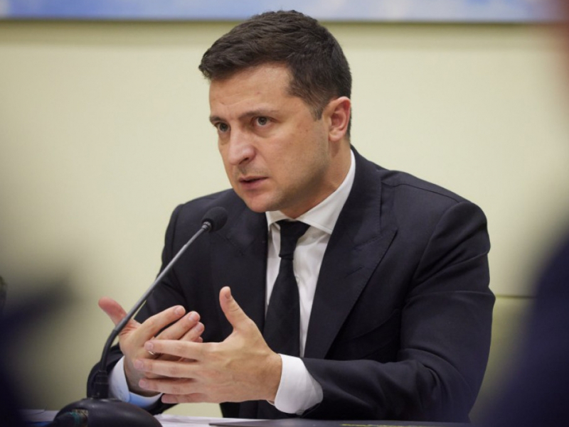 Украина мустақиллиги хавф остида — Зеленский НАТОни имилламасликка чақирди