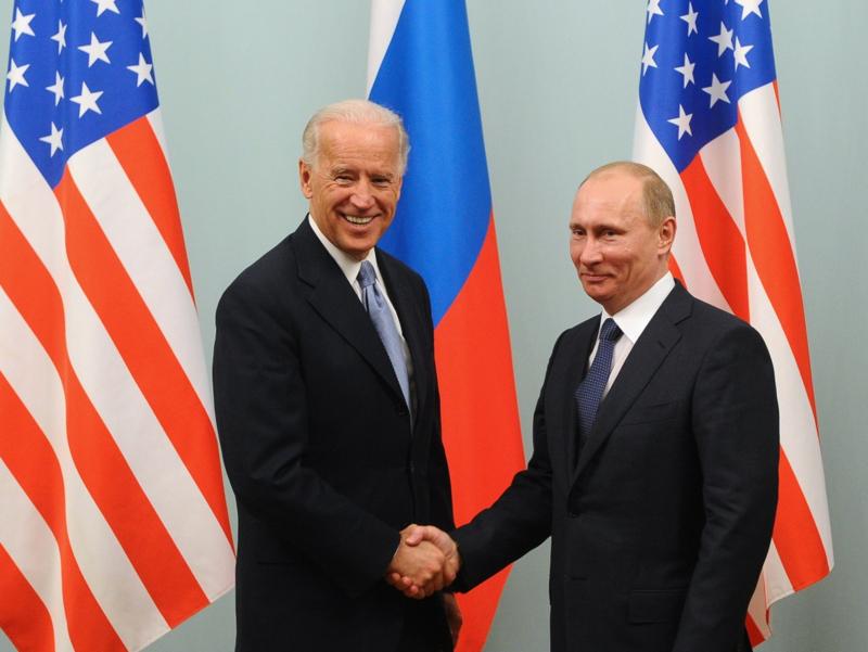 Bayden Putin bilan uchrashuvda bayonotlarini dangal aytmoqchi