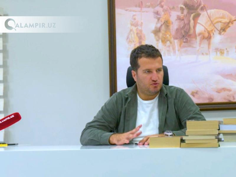 Пулини айтолмайман — Жалолиддин Мангуберди сериалининг режиссёри билан эксклюзив интервью