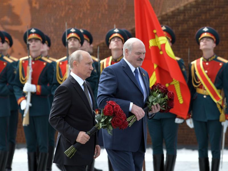 Путин ва Лукашенконинг учрашуви қанча давом этади?