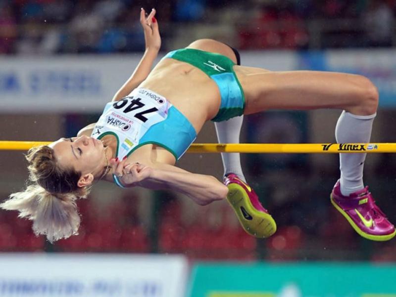 Ўзбек енгил атлетикаси юлдузидан навбатдаги олтин медаль