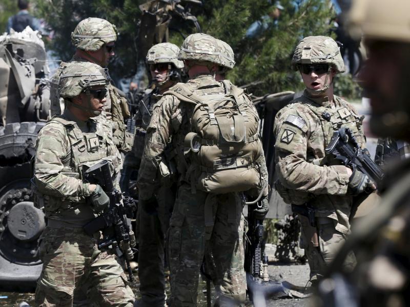 AQSH qo'shinlarining bir qismini Afg'onistonda qoldiradi — OAV