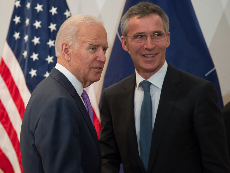 NATO Bosh kotibi Bayden bilan Xitoy masalasini muhokama qildi