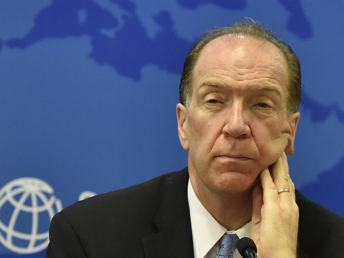Жаҳон банки Президенти хусусий кредиторларни ёрдамга чақирди
