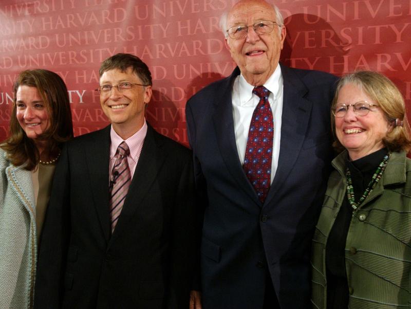 Билл Гейтс оиласи оғир жудоликка учради