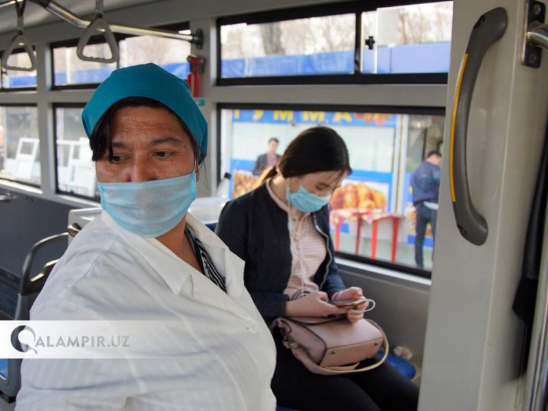 Боғчалар, буюм бозорлари ва автобус қатновига рухсат берилади