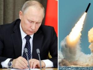 Расмий Москва ракеталар бўйича битимдан чиққанлигини эълон қилди