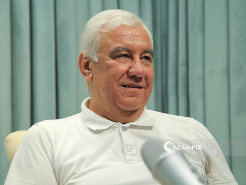 Odil Ahmedovning MTJdan ketishi – yo'qotish emas – Mirzahakim To'xtamirzayev