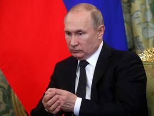 Путин НАТО мамлакатларига мактуб йўллади