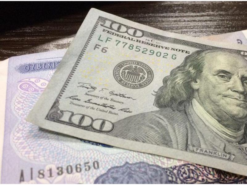 Доллар нархи ўсишда давом этади