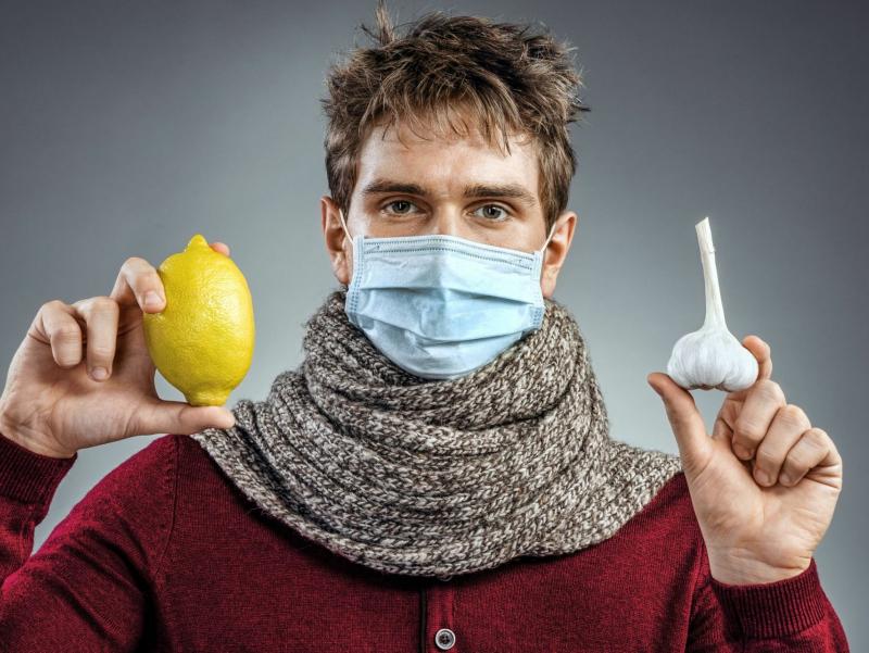 Мавсумий грипп ва коронавирус биргаликда катта хавф келтириб чиқаради